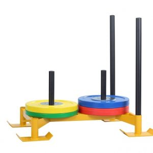 Weight sledge / push and pull sled