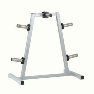 Target stand large 50 mm RAL 9006