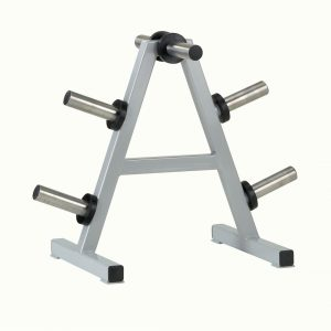 Target stand small 50 mm RAL 9006