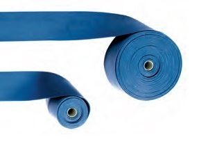 Floss-Band / Compression Strips 2.13m x 5cm blue