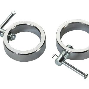 Adjusting ring chrome 30 mm