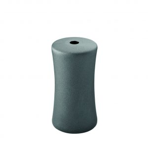 Upholstery roll Ø100x200mm concave